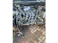 Mk6 1.25i fiesta zetec engine