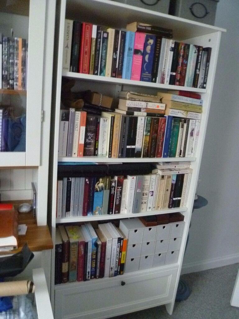 Ikea Hemnes Bookcase In White In North Berwick East