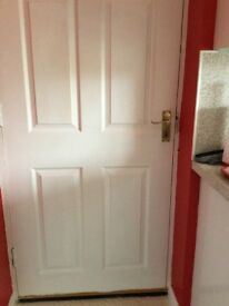 Internal white doors for sale. Excellent condition.