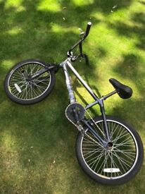 HARO MIRRA 540 Black BMX