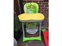 Lovely high chair
