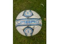 Umbro retro football
