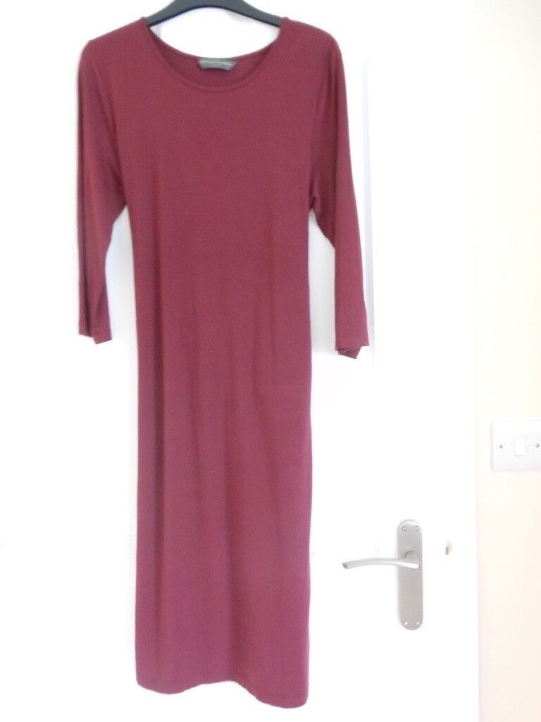 Blooming marvellous dark red maternity dress size 12 in blooming marvellous dark red maternity dress size 12 ombrellifo Images