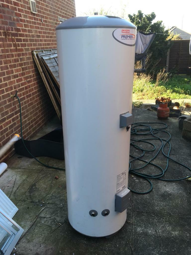 250l Premier Plus indirect un-vented HW cylinder | in Bournemouth ...