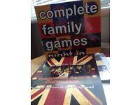 Lovely family board games