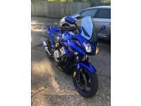 Honda cbf 1000cc blue 57 plate excellent runner