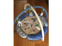 Mothercare Space Dreamer Playmat and arch