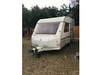 1996 2 berth sprite alpine in mint condiont with awning