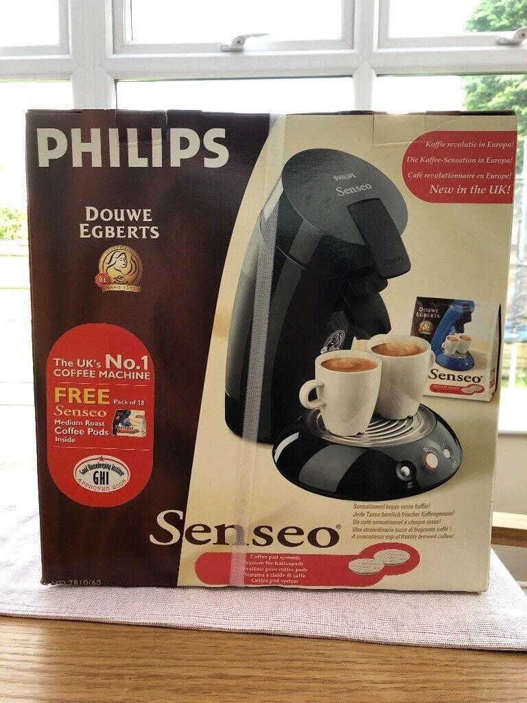 Philips Senseo Coffee Machine Brand New In Swindon Wiltshire Gumtree