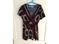 New Look top, size 12, NEW