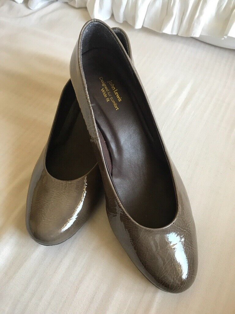 07c788abc89 John Lewis Court shoes size 38 wide   in Ashwell, Hertfordshire   Gumtree