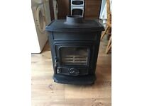 Multi-fuel stove (Mulberry)