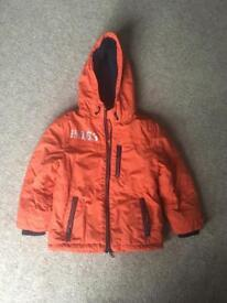 Asda George boys winter coat size 3-4 years