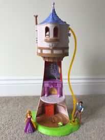 Disney Rupunzel Tower