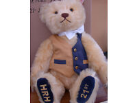 Steiff Prince William 21st Birthday Bear 0002.
