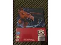 Blu Ray Limited Edition Collectable Steelbooks