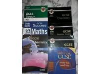 Gcse revision books as new