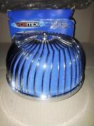 Vortex chromed Air Filter - Postage Discount Bateau Bay Wyong Area Preview