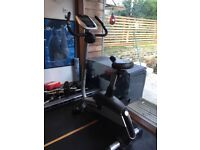 Exercise bike / spin bike