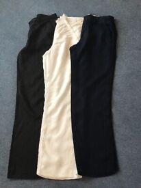 "Men's linen trousers - size 32"" waist"
