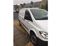 Merc Vito, Low Milage and in great condition.