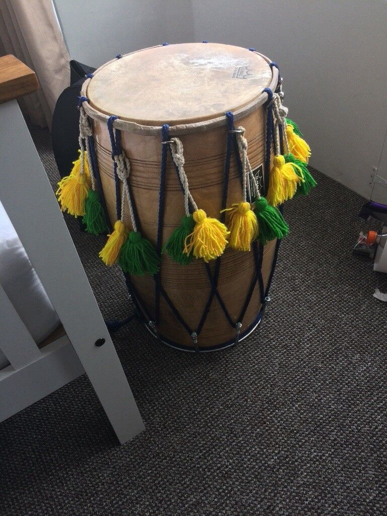 Dhol for sale very good condition and been tuned very good sound