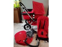 Bugaboo Cameleon 2 . All red