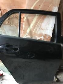 Yaris 2008 Driver side rear door