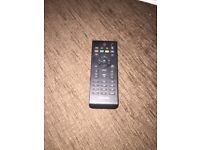 Genuine Remote PHILIPS 8211-2486-2601 TV Freeview DTR200 DTR210 DTR220
