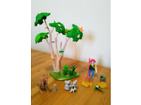 Playmobil Koalas and Kangaroos (4854)