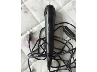 USB Microphone for use with Nintendo Wii