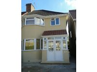 Newly refurbished 4bed semi detached house