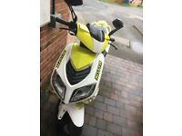 WK moped 49cc