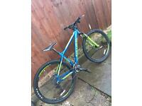 """Carrera hellcat 29"""" adults mountain bike £240 ono"""