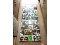 Xbox 360 - 49 games with controller