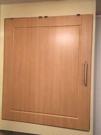 Doors for kitchen cupboards