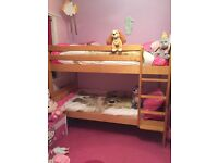 Solid wood bunkbeds marks and spencer