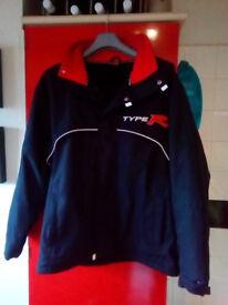 Honda R Type rally jacket/Coat.