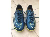 Sz3 Nike mercurial astro Turf Football Boots