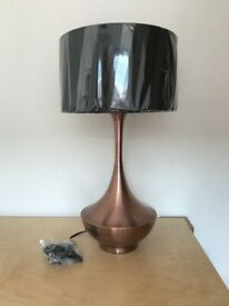 Large Contemporary Table Lamp