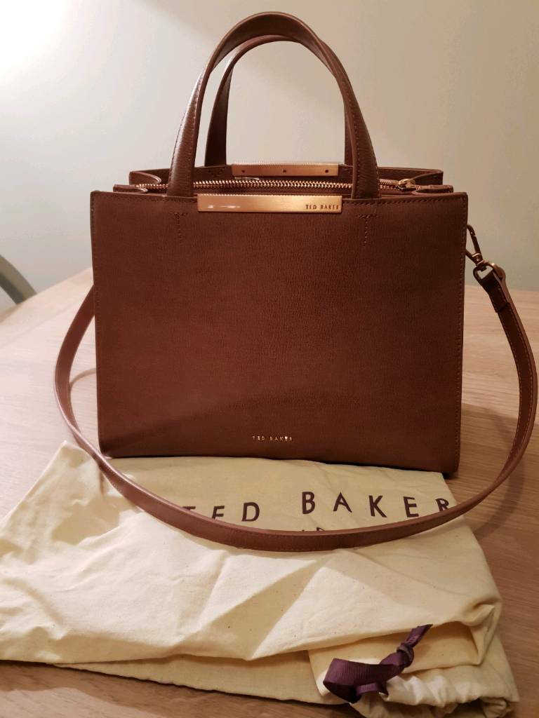 147ce9f54b7fc Ted Baker Madalyn Leather Tote Bag