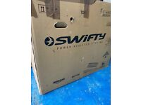 Electric Folding Bike 2 of Swifty Liberte Red brand new boxed E bike cost £749 now £445 Xmas