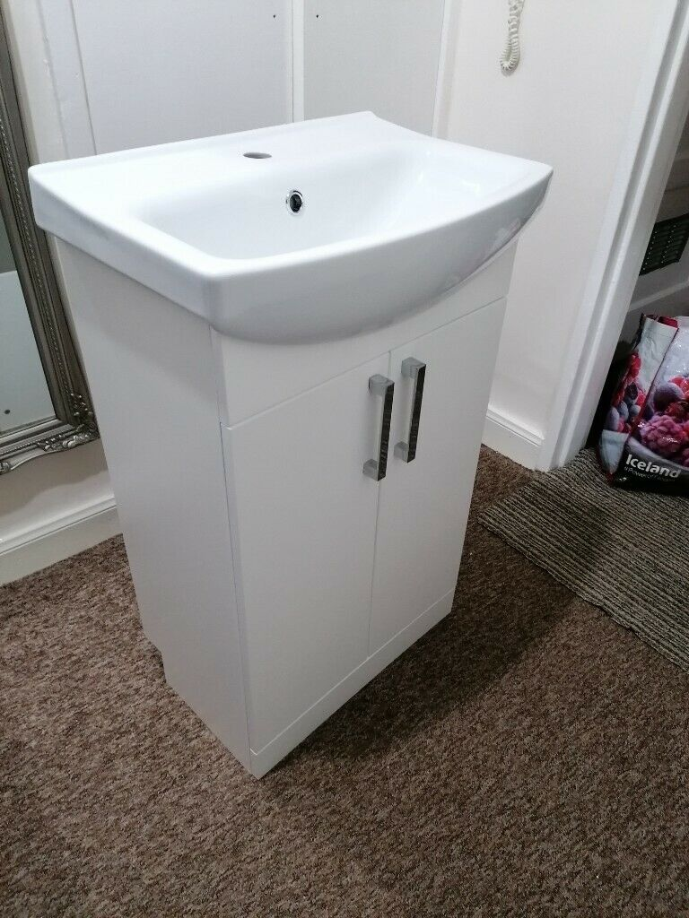 B Q Brand New Sink With Cabinet In Pollok Glasgow Gumtree