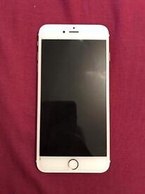 I phone 6s plus 16gb rose gold