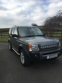 Landrover discovery 3 2.7tdi automatic 7 seats