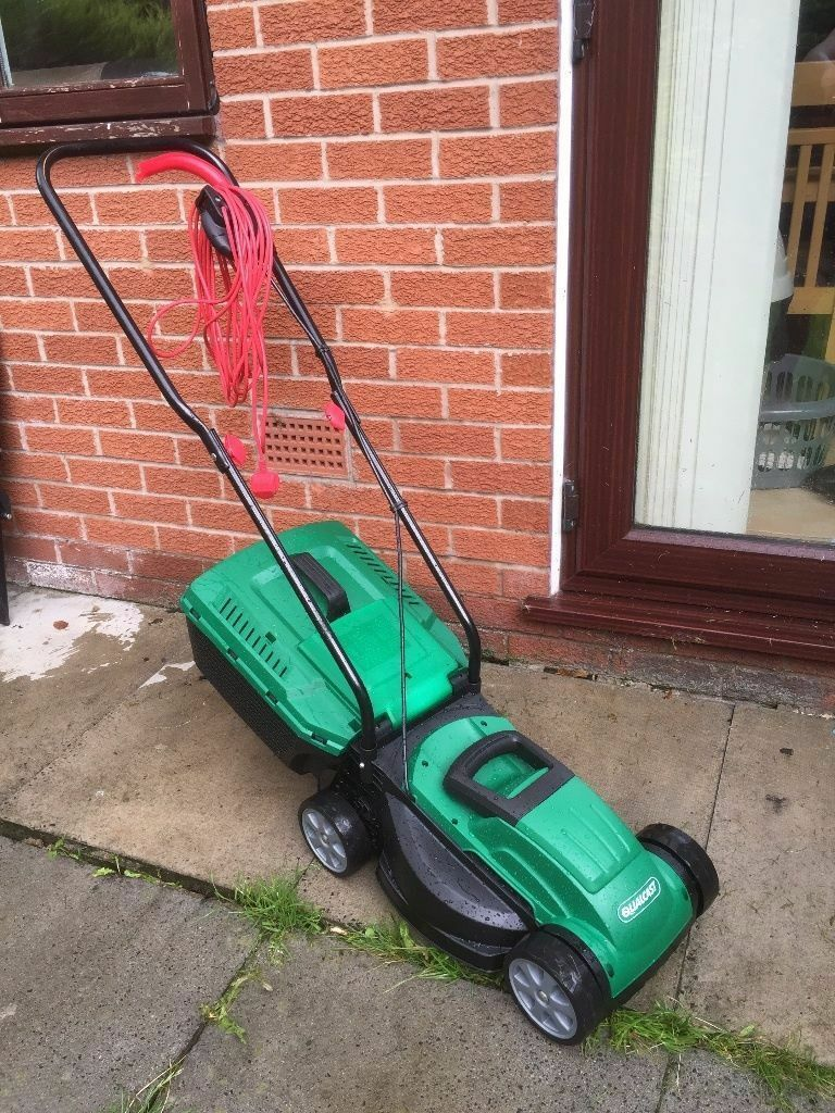Images of Qualcast 1200w Electric Rotary Mower