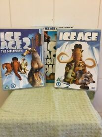ICE AGE / ICE AGE 2 - DVD DOUBLE PACK