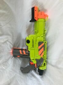 Nerf gun lumitron