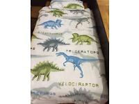 Dinosaurs Single Duvet Set