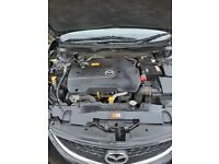 MAZDA 6 TS D, BLACK and DIESEL.